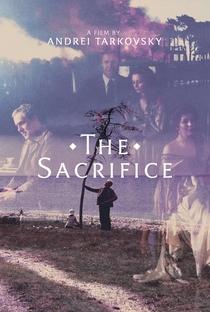 O Sacrifício - Poster / Capa / Cartaz - Oficial 14