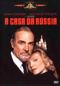 A Casa da Rússia - Poster / Capa / Cartaz - Oficial 8
