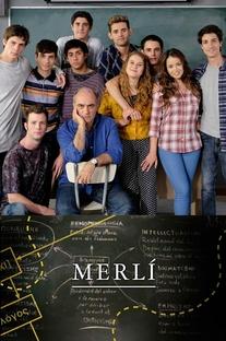 Merlí (3ª Temporada) - Poster / Capa / Cartaz - Oficial 1