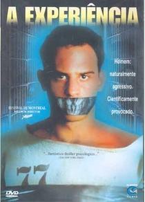 A Experiência - Poster / Capa / Cartaz - Oficial 2