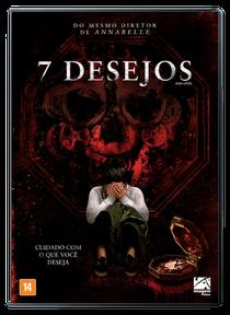 7 Desejos - Poster / Capa / Cartaz - Oficial 7