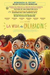 Minha Vida de Abobrinha - Poster / Capa / Cartaz - Oficial 9