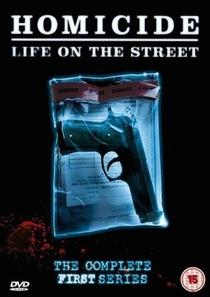 Homicídio (1ª Temporada) - Poster / Capa / Cartaz - Oficial 1