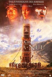 Rapa-Nui - Uma Aventura no Paraíso - Poster / Capa / Cartaz - Oficial 1