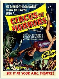 Circo dos Horrores - Poster / Capa / Cartaz - Oficial 3