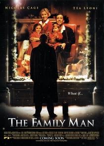 Um Homem de Família - Poster / Capa / Cartaz - Oficial 1