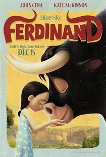 O Touro Ferdinando - Poster / Capa / Cartaz - Oficial 7