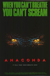 Anaconda - Poster / Capa / Cartaz - Oficial 1