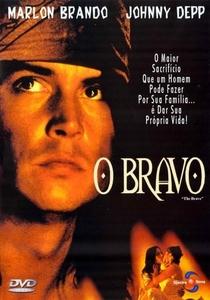 O Bravo - Poster / Capa / Cartaz - Oficial 6