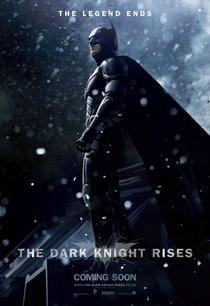 Batman - O Cavaleiro das Trevas Ressurge - Poster / Capa / Cartaz - Oficial 16