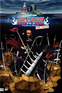 Bleach: 3 - Fade to Black - Poster / Capa / Cartaz - Oficial 1