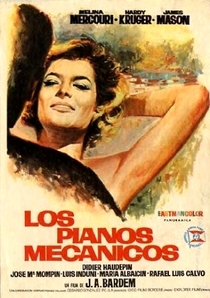 Los Pianos Mecánicos - Poster / Capa / Cartaz - Oficial 2