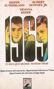 1969 -  O Ano Que Mudou Nossas Vidas - Poster / Capa / Cartaz - Oficial 3