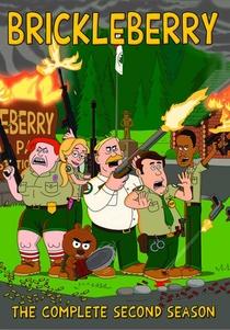 Brickleberry (2ª Temporada) - Poster / Capa / Cartaz - Oficial 1
