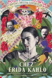 A Casa de Frida Kahlo - Poster / Capa / Cartaz - Oficial 1