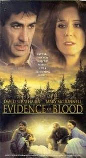 Evidências de Sangue - Poster / Capa / Cartaz - Oficial 1