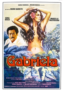 Gabriela, Cravo e Canela - Poster / Capa / Cartaz - Oficial 1