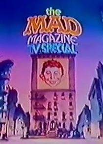 The Mad Magazine TV Special - Poster / Capa / Cartaz - Oficial 1