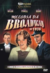 Melodia da Broadway de 1936 - Poster / Capa / Cartaz - Oficial 1