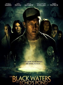 The Black Waters of Echo's Pond - Poster / Capa / Cartaz - Oficial 4