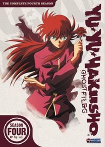 Yu Yu Hakusho (4ª Temporada - Makai — Saga dos Três Reis) - Poster / Capa / Cartaz - Oficial 1