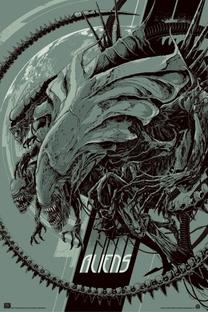 Aliens - O Resgate - Poster / Capa / Cartaz - Oficial 8