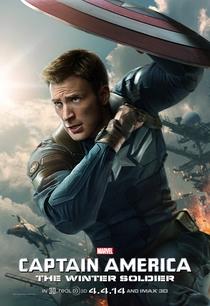 Capitão América 2: O Soldado Invernal - Poster / Capa / Cartaz - Oficial 19