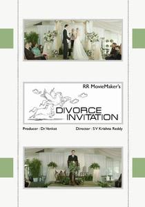 Um Convite de Divórcio - Poster / Capa / Cartaz - Oficial 3