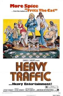 Heavy Traffic - Poster / Capa / Cartaz - Oficial 1