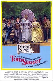 Tom Sawyer - Poster / Capa / Cartaz - Oficial 3