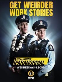 Wellington Paranormal (1ª Temporada) - Poster / Capa / Cartaz - Oficial 1
