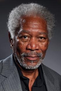 Morgan Freeman - Poster / Capa / Cartaz - Oficial 1