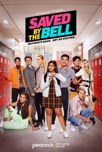 Saved by the Bell (1ª Temporada) - Poster / Capa / Cartaz - Oficial 2
