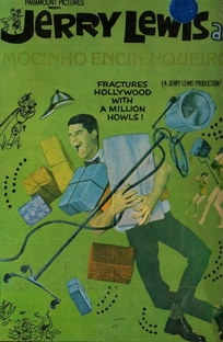 O Mocinho Encrenqueiro - Poster / Capa / Cartaz - Oficial 3