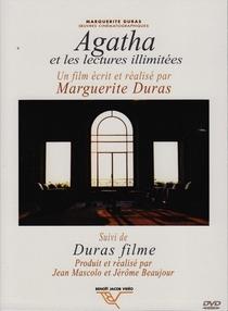 Agatha e as Leituras Ilimitadas - Poster / Capa / Cartaz - Oficial 2