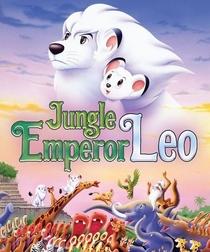 Jungle Emperor Leo - Poster / Capa / Cartaz - Oficial 3