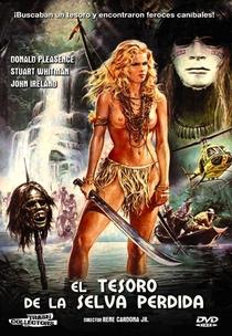 The Treasure of the Amazon - Poster / Capa / Cartaz - Oficial 2