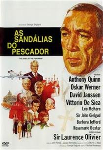 As Sandálias do Pescador - Poster / Capa / Cartaz - Oficial 2
