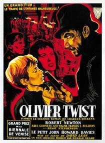 Oliver Twist - Poster / Capa / Cartaz - Oficial 1