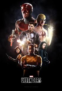Os Defensores (1ª Temporada) - Poster / Capa / Cartaz - Oficial 8