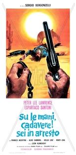 Prepara-te para o Inferno - Poster / Capa / Cartaz - Oficial 1