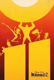 Os Incríveis 2 - Poster / Capa / Cartaz - Oficial 1