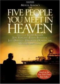 As Cinco Pessoas Que Você Encontra no Céu - Poster / Capa / Cartaz - Oficial 2