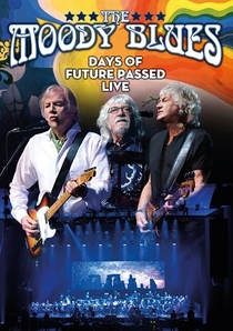 The Moody Blues: Days of Future Passed Live - Poster / Capa / Cartaz - Oficial 1