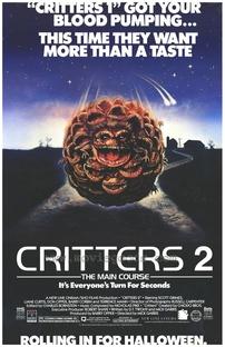 Criaturas 2 - Poster / Capa / Cartaz - Oficial 1