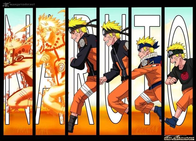 Naruto: série termina em novembro no Japão