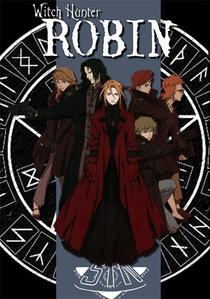 Witch Hunter Robin - Poster / Capa / Cartaz - Oficial 1