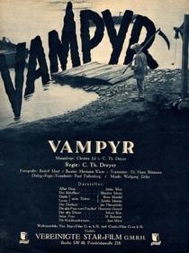 O Vampiro - Poster / Capa / Cartaz - Oficial 3
