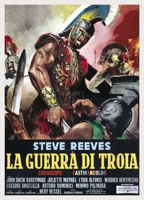 A Guerra de Tróia - Poster / Capa / Cartaz - Oficial 1