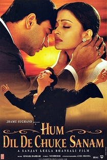 Hum Dil De Chuke Sanam - Poster / Capa / Cartaz - Oficial 4